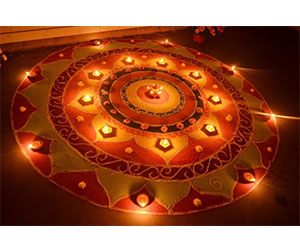 Happy Diwali Decoration Ideas