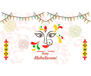 Happy Maha Navami Images