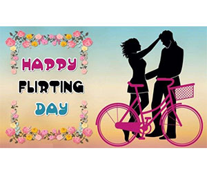 Happy Flirting Day