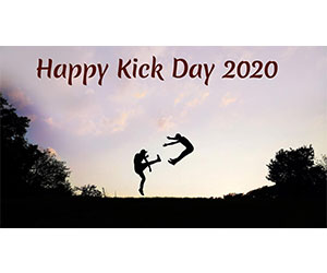 Happy Kick Day
